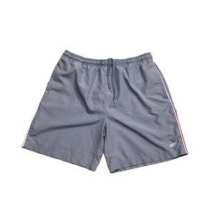 Early 2000s Grey Reebok Shorts